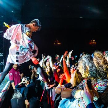 MIYAVI at the El Rey Theatre