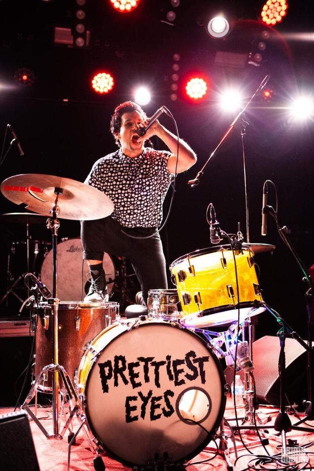 Prettiest Eyes at Teragram Ballroom -- Photo: John Furth