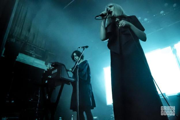 Ladytron at Fonda Theatre -- Photo: Bryan Olinger