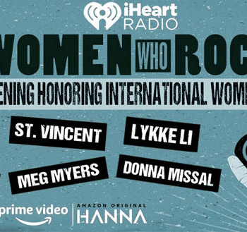 iHeartRadio Women Who Rock Presented by Amazon Original Series Hanna