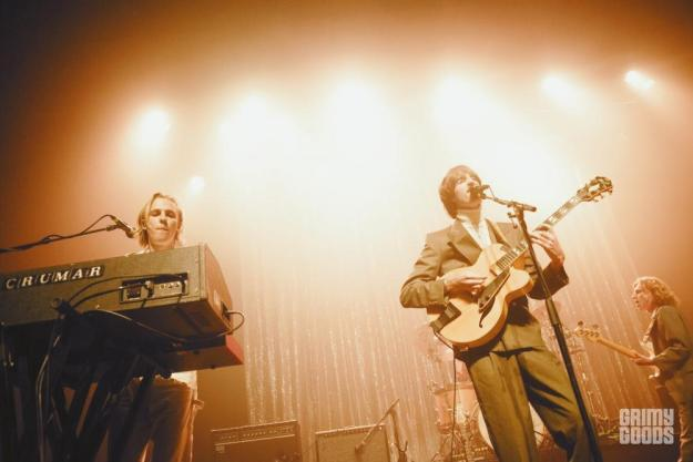 Parcels at the Fonda Theatre