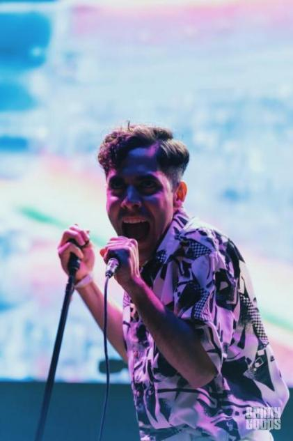 Neon Indian Just Like Heaven Fest photos