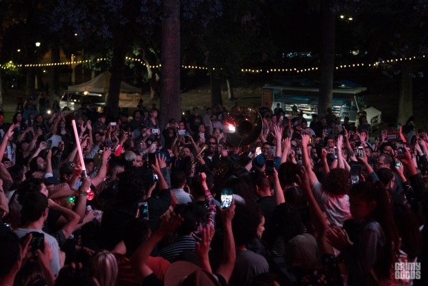 Levitt Pavilion Summer Concerts - Photo: Farah Sosa