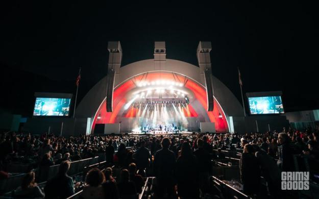 Chromeo at the Hollywood Bowl