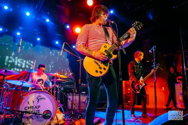 Cheap Tissues at Echoplex -- Photo by ZB Images
