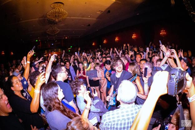 Black Pistol Fire at El Rey Theatre