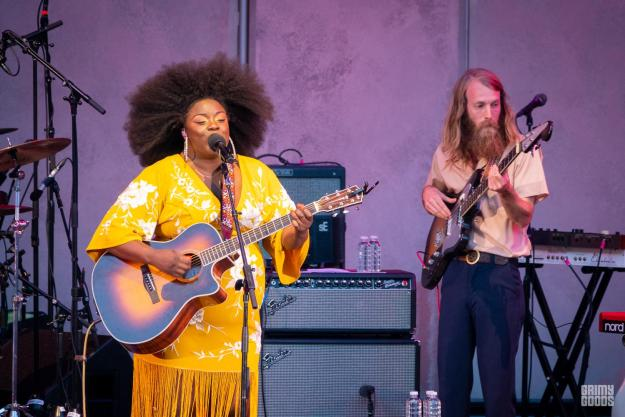 Yola at The Hollywood Bowl -- Photo by ZB Images