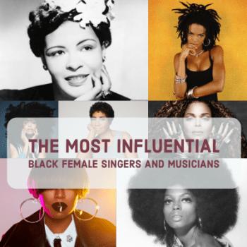 influential black women femalesingers