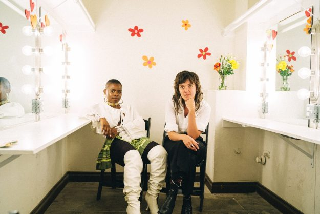 """Vagabon and Courtney Barnett team up to cover a songwriter's favorite: """"Reason to Believe"""""""