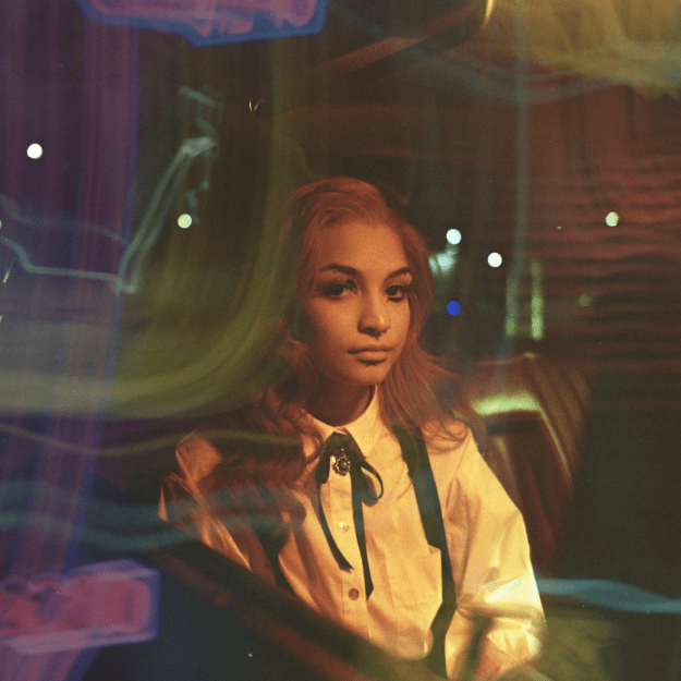 Ambar Lucid unveils her riveting retro single and accompanying visuals