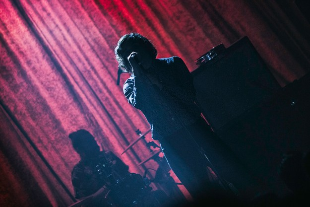 Photos: Enjambre bring the rock 'n' Español to the Regent Los Angeles