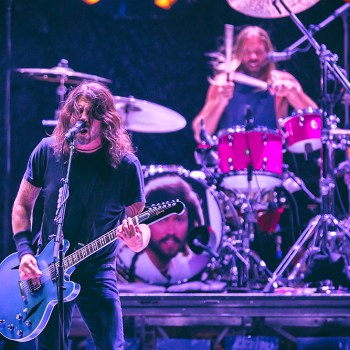 Foo Fighters at The Forum 2021