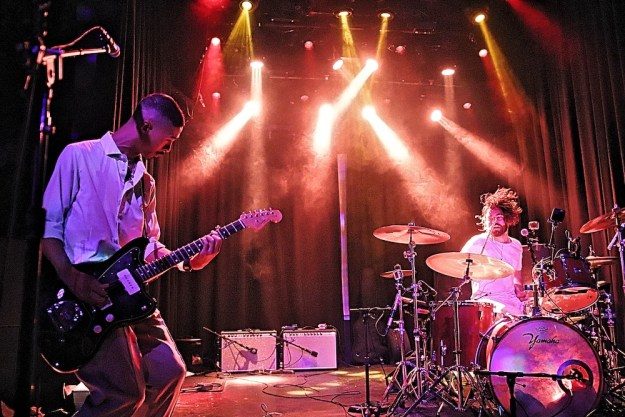 The Bots at The Echo - Photo by Alyson Camus