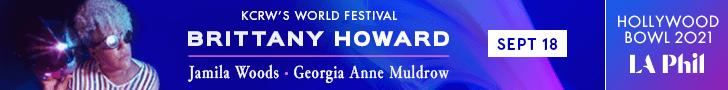 Brittany Howard Jamila Woods at Hollywood Bowl