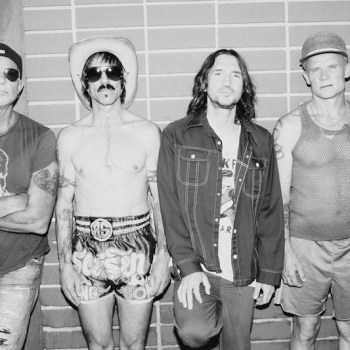 red hot chili peppers presale password code
