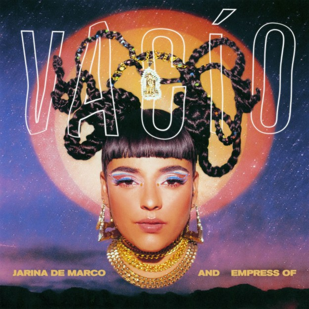 """Jarina De Marco and Empress Of Team Up to Release the Hypnotic New Single """"Vacío"""""""