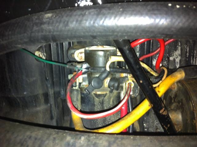 mercruiser 470 alternator conversion wiring diagram