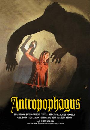 Anthropophagus 1980  The Deuce