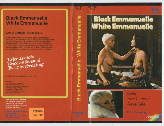 Black EmanuelleWhite EmanuellePress Kit  The Deuce