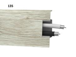 135 Platinum Oak