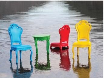 patio bar rococo outdoor chair