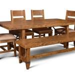 Dining Tables Simple Rustic Hacienda Dining Room Set