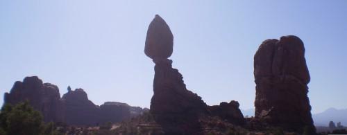 Balancing Rock View