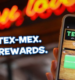 tex mex insider program launches [ 1800 x 675 Pixel ]