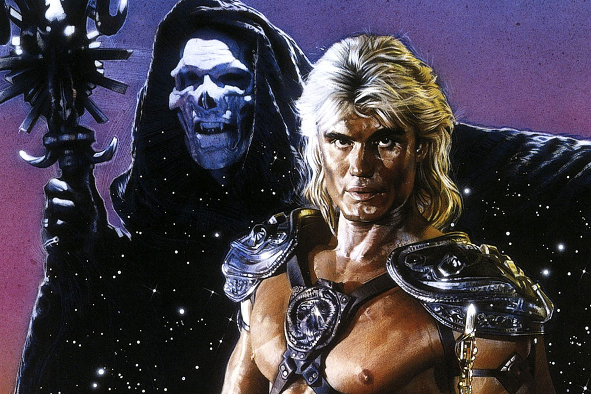 Behind The Scenes: 'Masters of The Universe' (1987)