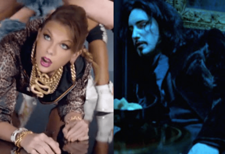 Taylor Swift vs NIN – Shake It Off (The Perfect Drug)