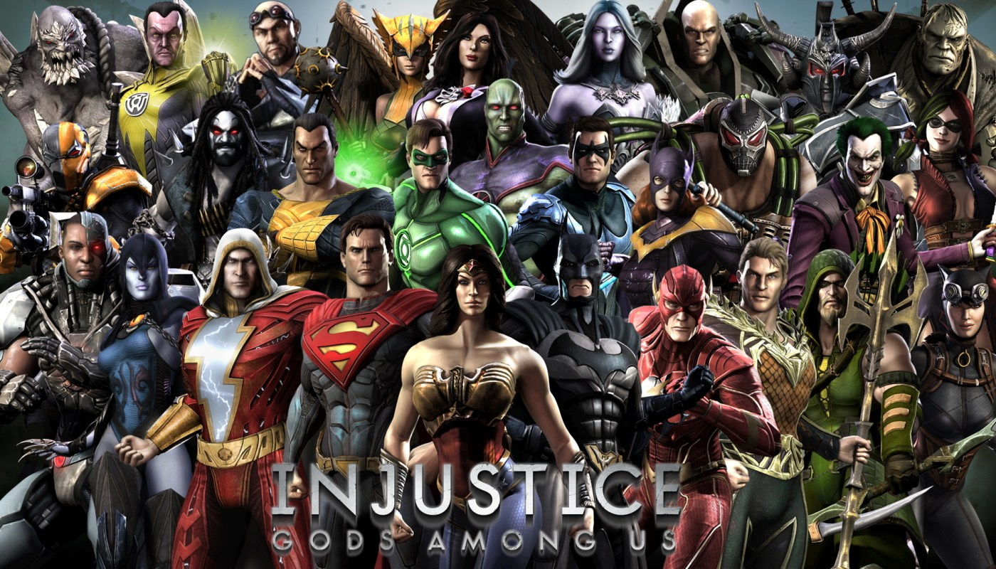'Injustice: Gods Among Us' – A Better Movie than 'BvS'