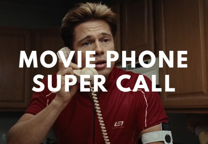 The Movie Phone Super Call