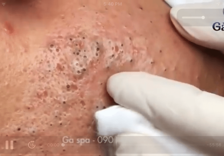 Happy 4th! Ga Spa (or 55 minutes of popping gloriousness)