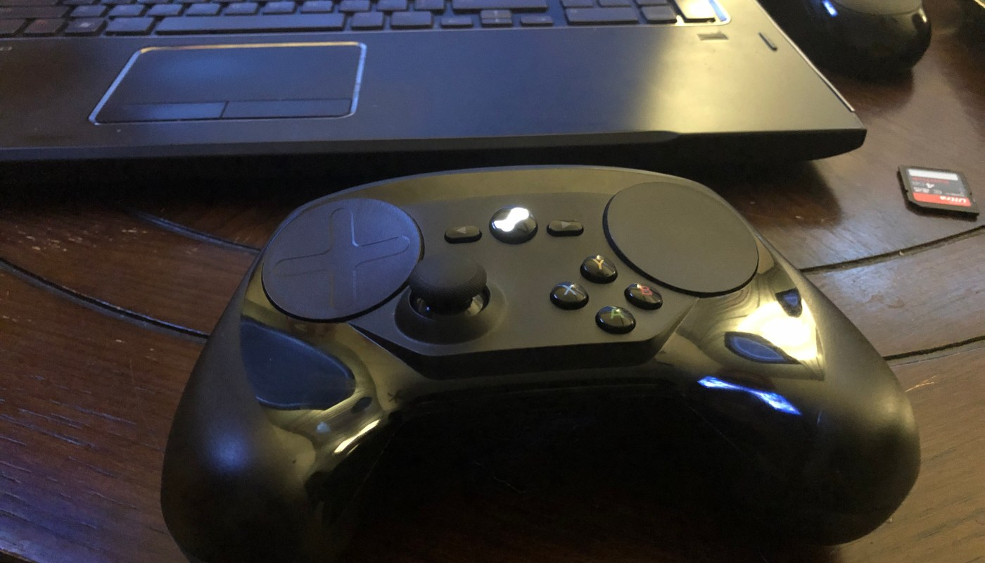Steam Controller Dropping/Disconnecting
