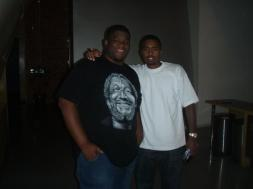 Salaam Remi and nas