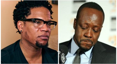 dl hughley and wyclef jean