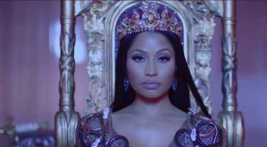 Nicki Minaj No Frauds Video