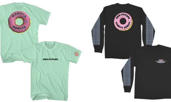 Live Nation Randy Donuts Merchandise