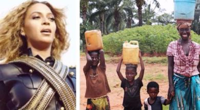 Beyonce Africa