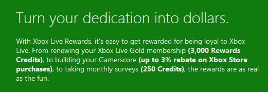 Xbox Dedication