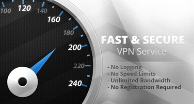 Free VPN service by VPNBook.