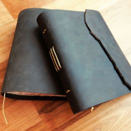 StoneGrain Field Journals-Refined-Front View