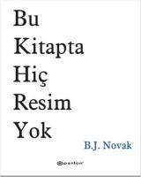 bu kitapta hiç resim yok b. j. novak