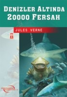 denizler altında 20.000 fersah jules verne kitap