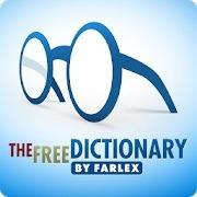 dictionary the free dictionary android ingilizce sözlük uygulaması