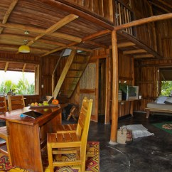Big Living Room Couches Decorate With Black Leather Couch Griss - Costa Rica: Wooden House