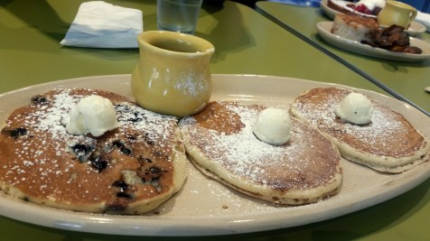 Pancake Flight