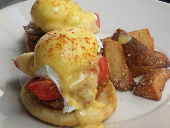The Meatball Benedict