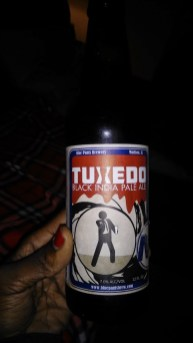Straight to Ale - Tuxedo Black India Pale Ale