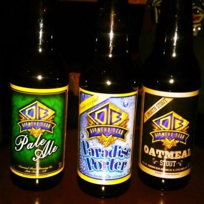 Diamond Back Brewery - Arkansas Ale House